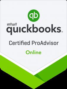 Certified QuickBooks Online ProAdvisor Grand Rapids MI