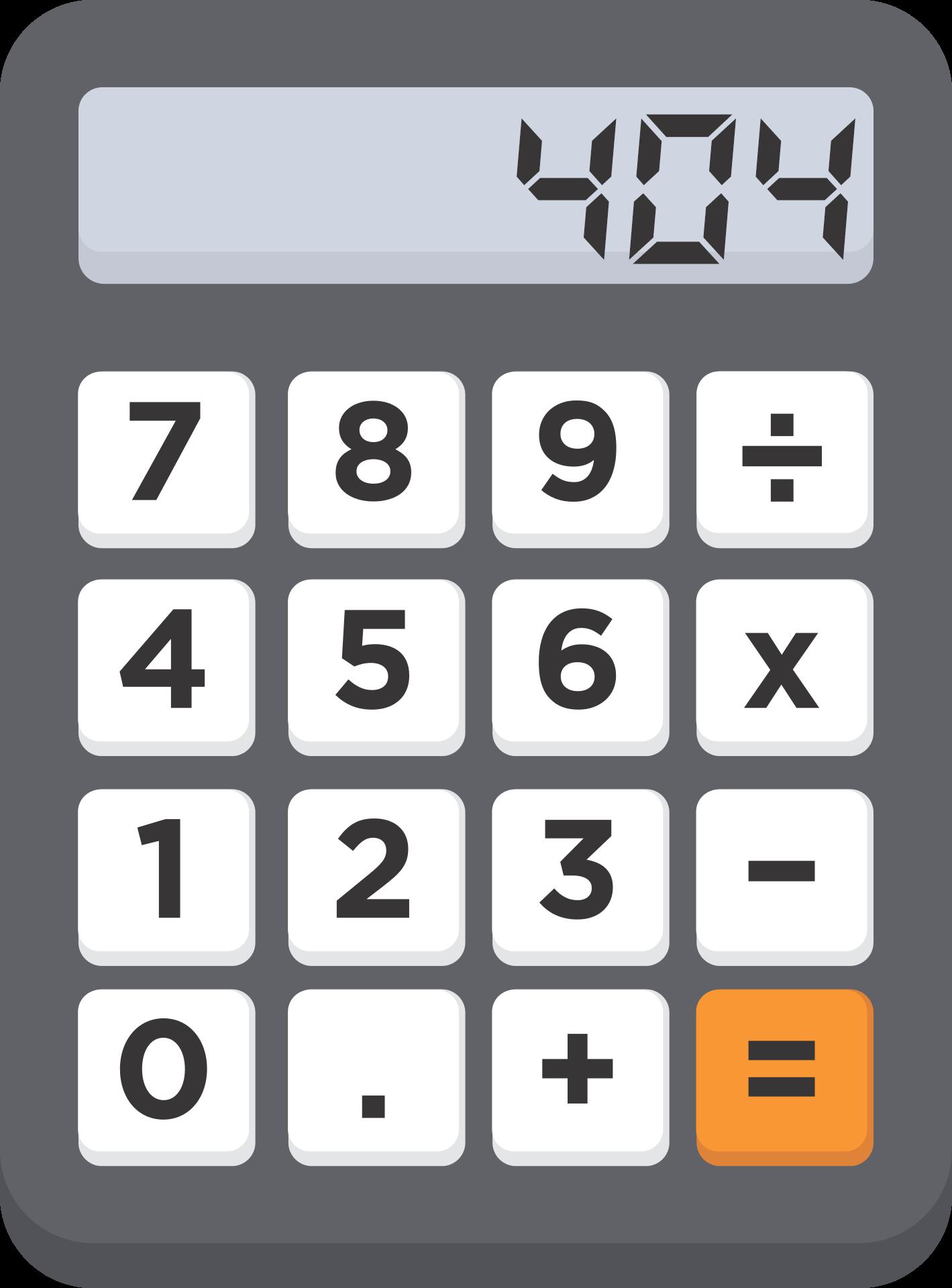 404 calculator
