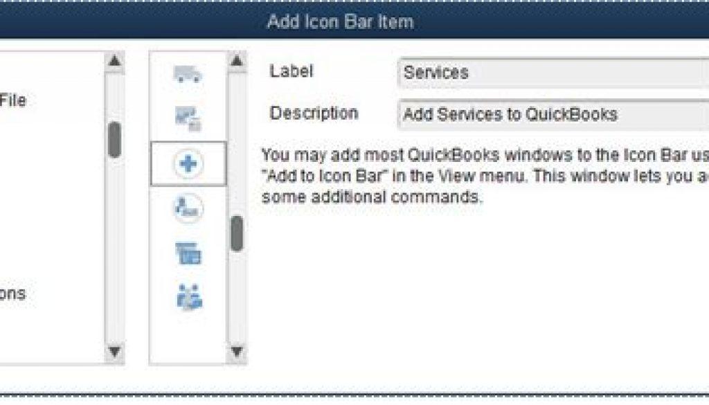 Add-Icon-Bar-Item