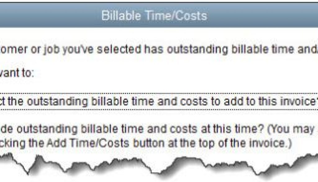 Billable-Time-Cost